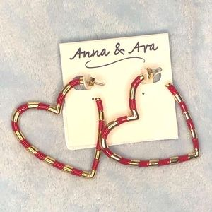 😍😍😍BRAND NEW ANNA AND AVA EARRINGS😍😍😍